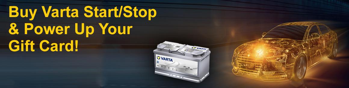 Varta Winter Promotion | HCB Technologies Limited | New Zealand's